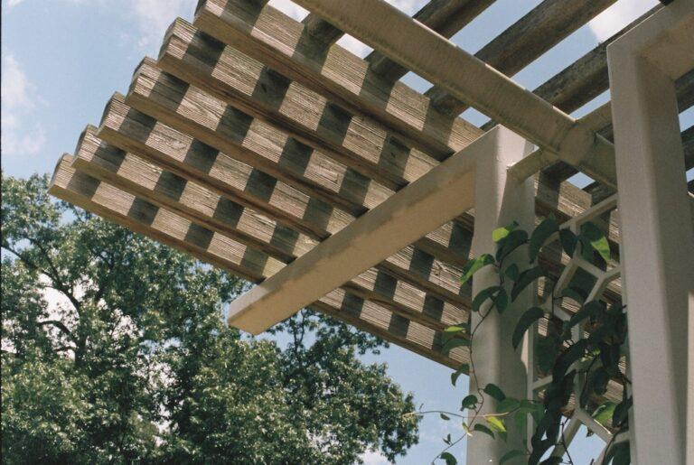 Patio structure