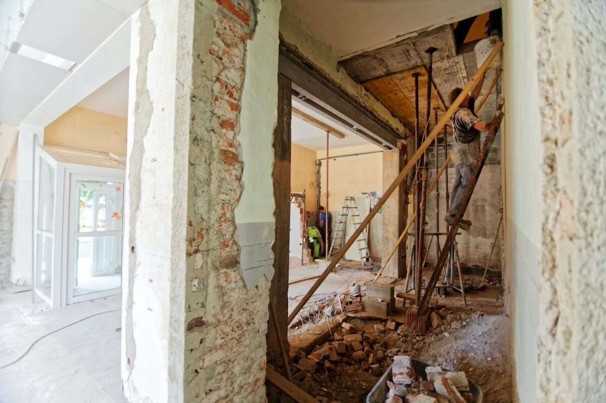 Renovations after a Heavy Storm: Common Areas that Need Attention